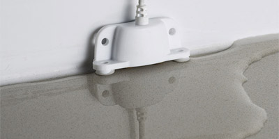 Avoid costly damage with immediate alerts if a water leak is detected